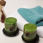 Aromatherapy Massage Services hot stones