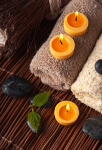 zen hot stone massage therapy