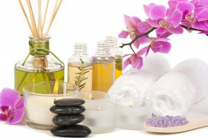 Aromatherapy Spa Services