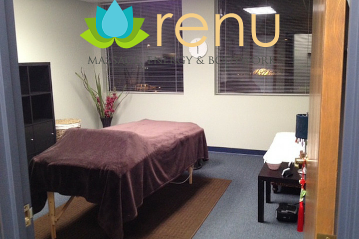 Massage Therapist Spa Reiki Treatment Room