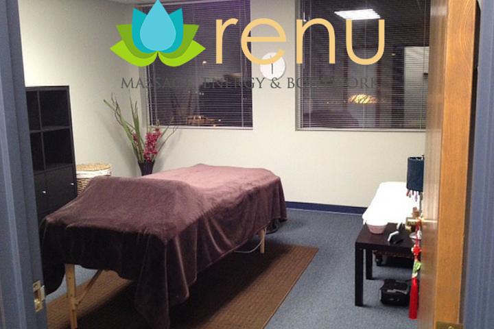 Massage Therapist Spa Reiki Treatment Room