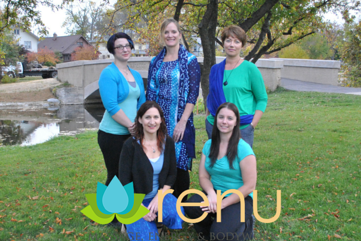 Renu massage therapists Reiki master