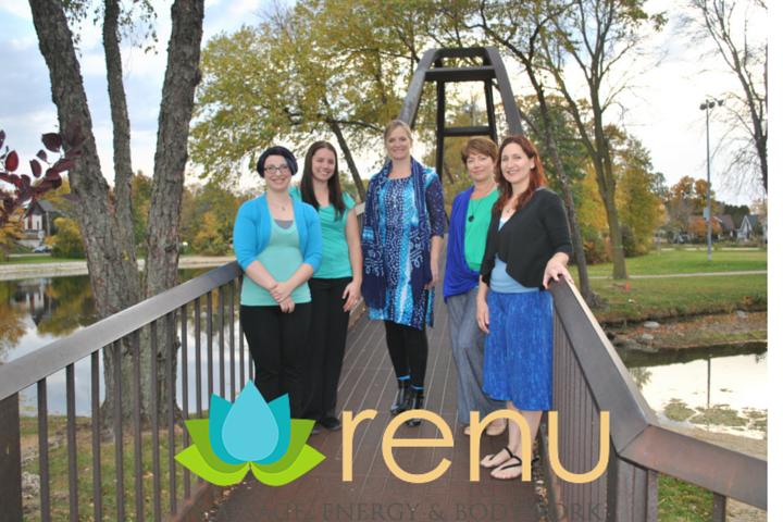 Renu massage therapists Reiki master