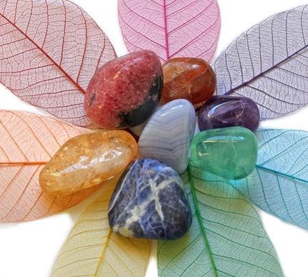 chakra stones energy services