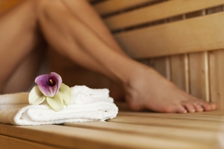 Infrared Sauna - relaxation with health benefits!