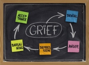 grief healing massage