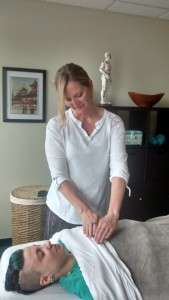 reiki energy bodywork session