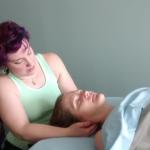 Magdalena neck massage