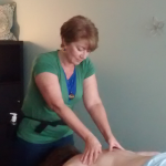 Olga licensed massage cupping therapist