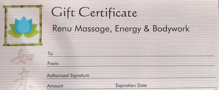 Renu-massage-manual-gift-certificate